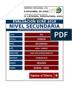 CONSOLIDADO POR IIEE-SECUNDARIA