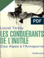 Les Conquerants de l inutile - Lionel Terray.pdf