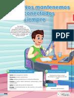 COMUNICACIÓN - 6TO GRADO - UNIDAD 10 (SR)