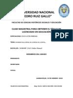 CLASE MAGISTRAL PDF