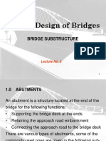 Lecture No.3 - Bridge-Substructure.ppt