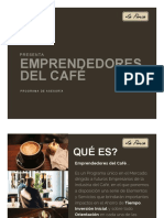 Emprendedores del Cafeì