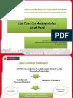 Cuentas Ambientales Peru
