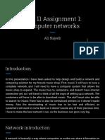 unit 11 assignment 1 ali najeeb