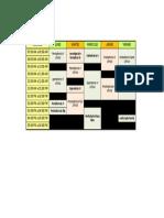 Un horario simple y practico para cursos o clases1.xlsx