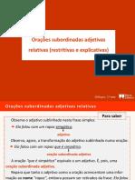 DIAL7_Oracoes subordinadas relativas