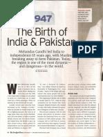 birth of india-pakistan upfront mag0001