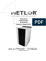 MANUAL CALDERA PELLETS CP15_ESP