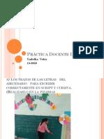 YUDELKA - Práctica Docente II -TAREA 3
