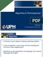 Algoritma & Pemrograman 01 Fundamentals v1.2