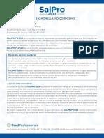 PDS Salpro 2500 ES - V08-18