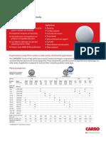 Ceramic Data sheet