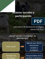 Actores Sociales y Participación (1)
