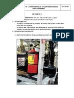 6.0 Informe N6- NC 294 - Extintor Descargado.docx
