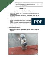 10.0 Informe N10 - NC 338 - Cable de conexión de tenaza en mal estado