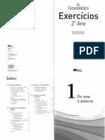 A gramática - 2º ano - Porto Editora