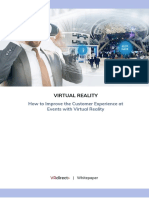 VRdirect White Paper 2019 - Improve Events with VR