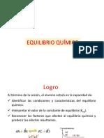 (18) Equilibrio Quimico