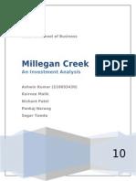 Millegan Creek