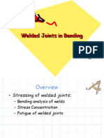 41 Bending of Welds
