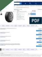 Neumático MICHELIN PRIMACY 3 205:55 R19 97 V S1 XL