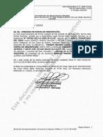 anotacion de inscripcion Ignacio