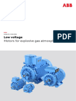 Catalog_LV Motors for Explosive Gas Atmospheres_9AKK107192_06-2019_lowres