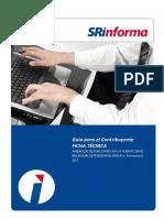 Ficha técnica RDEP 2019 y Formulario 107