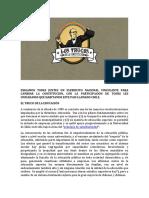LOS TRUCOS DE LA CONSTITUCIÓN CHILENA