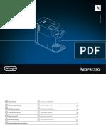 DeLonghi Lattissima One EN500 - Manual de Instrucoes.pdf