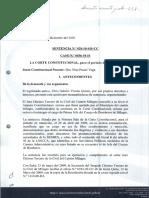 REL_SENTENCIA_028-10-SIS-CC REINTEGRO COMO JEFE