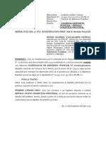 CONSIGNACION DE DEPOSITO