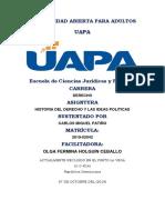 Tarea 1 Historia Del Derecho y de Las Ideas Politicas Fdg-103