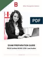 Exam Preparation Guide