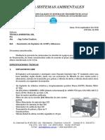 COT184-10 Técnica Ambiental, Soplador, difusores
