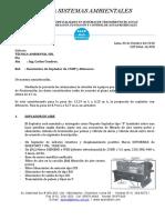 COT184A-10 Técnica Ambiental, Soplador, difusores