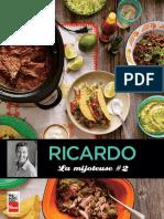 Ricardo - La mijoteuse Tome 2