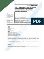 14. NBR 14992, 2003 - Argamassa à Base de Cimento.pdf