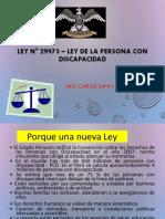 SEMANA N° 12 - 13 - LEY 29973 DE DISCAPACIDAD bk (1).pptx