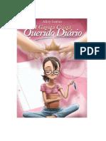 A Garota Cristã Querido Diário Aliny Gomes