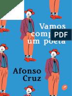 Vamos comprar um poeta (Afonso Cruz)