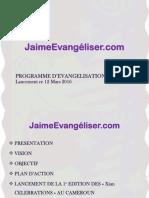 JaimeEvangéliser.com