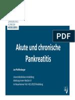 Tag 3 Pankreatitis