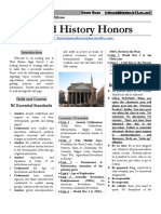 world history honors syllabus 2020