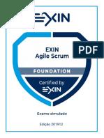 exame simulado exin - scum foundation