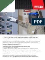 Magid Arc Flash Kits brochure 2019