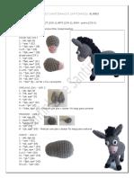 Presépio - burro