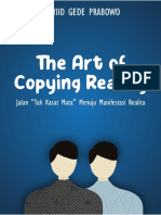 Ebook The Art of Copying Reality - Rosyiid Gede Prabowo (PREVIEW).pdf