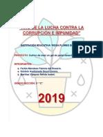 proyecto cta pañal 2019