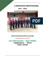P E I  8252  - CALLANCAS 2019